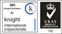BRC - Knight International - UKAS