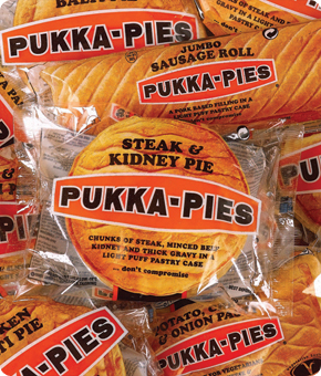 Wrapped Pukka Pies
