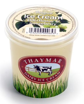 Thaymar Ice Cream Tub